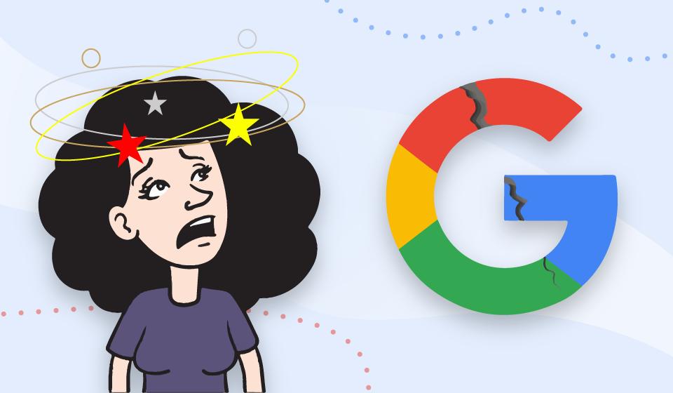 google bug, google indexing bug, google canonycal bug,