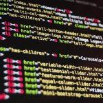code, html, digital